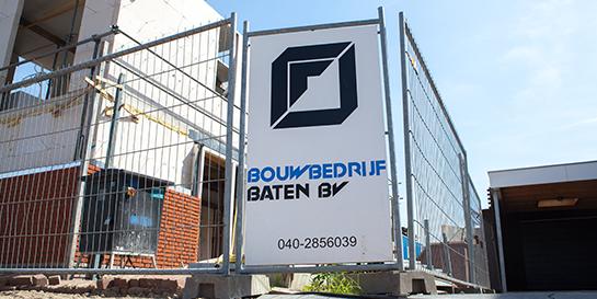 Bouwbedrijf Baten BV Hek