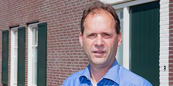 Rene Baten is de eigenaar van bouwbedrijf Baten BV