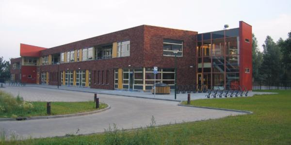 Nieuwbouw school