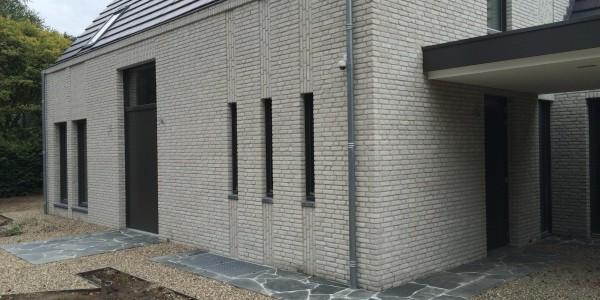 Nieuwbouw huis